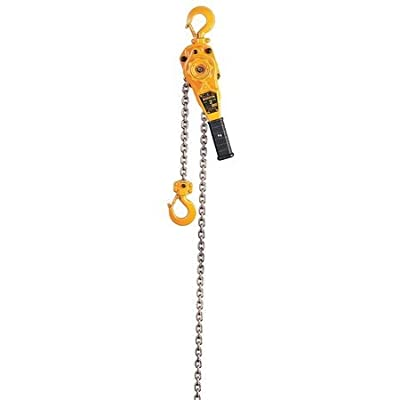 Lever Chain Hoist, 20 ft. Lift, 4000 lb.