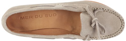 MER DU SUD Gloss, Women's Ballet Flat Beige (Earth 50)