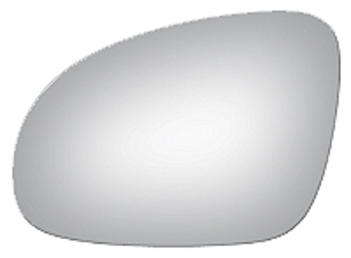 2004-2014 Volkswagen Passat EOS GTI Jetta R32 Rabbit Driver/Left Side Replacement Mirror Glass W/O Backing Plate