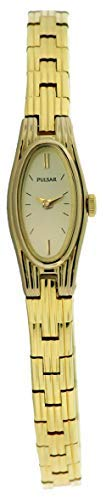 Ladies Gold-Tone with Gilt -