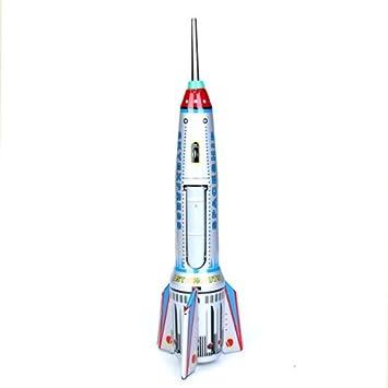 Rocket Juguete Espacial Nave Excelente Para rColeccionable Sodial Coleccionistas bf6IY7gyv