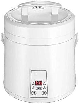 WCJ Hogar Multifuncional Cocina de arroz, Vapor eléctrica sartén Antiadherente, cocción automática, fácil de Limpiar, la protección de Alta Temperatura, el Tiempo de temporización: Amazon.es