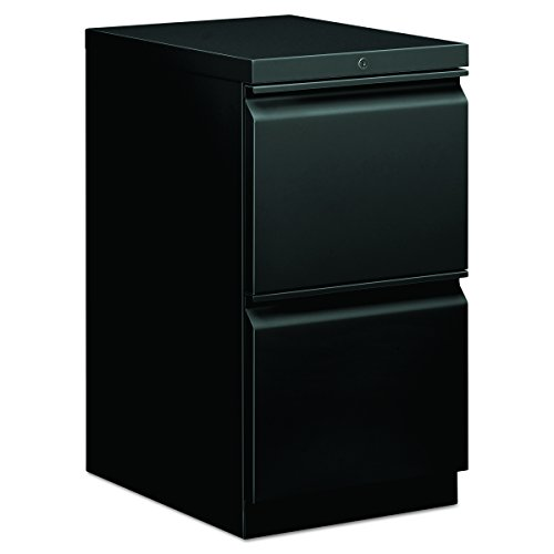 Hon Mobile Pedestal - HON Mobile Pedestal File, Storage Pedestal with 2 File Drawers, 15
