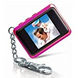 Coby DP151PINK Pink 1.5 Digital Photo Keychain