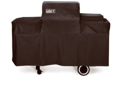 Weber Premium Grill Cover Summit