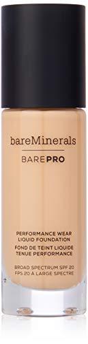 BAREPRO PERFORMANCE WEAR LIQUID FOUNDATION SPF 20 - No.11 Natural