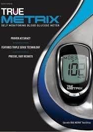 TRUE Metrix Self Monitoring Glucose Meter by Nipro
