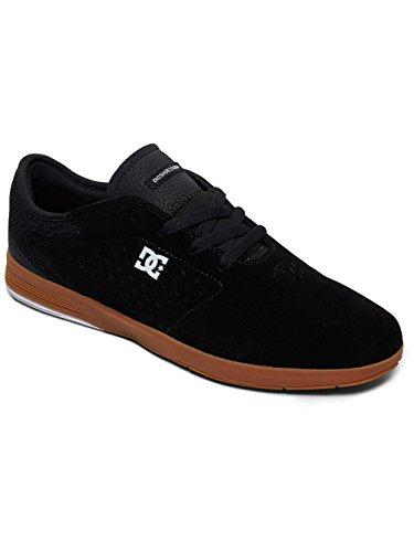 Patinaje Gum De Black Zapatillas Jack New Dc Shoes x4vx0
