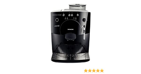 Siemens TK53009 - Cafetera (Independiente, Máquina espresso, 1,8 L ...