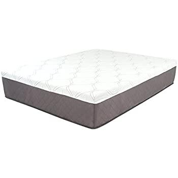 DreamFoam Mattress Ultimate Dreams 13-Inch Gel Memory Foam Mattress, California King
