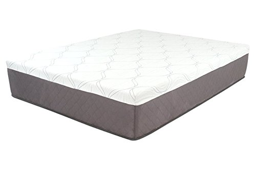 DreamFoam Gel Memory Foam Mattress - Pressure-Relieving and Comfortable