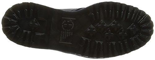 Dr. Martens Laureen, Zapatos para Mujer Negro (Black  Venice)