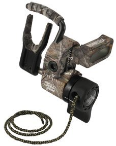 QAD/LASERMARK ULTRA-REST PRO HDX DROP AWAY REST REALTREE CAMO LEFT HAND by QAD/LASERMARX