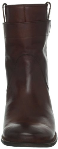 Donna Frye paige short riding espresso pelle stivali scarpe display365
