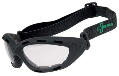 ORR XP800 Safety Goggles Clear Anti-Fog Lens (16 Pack)