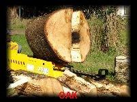 PowRkraft Pow'R'kraft 7-Ton Log Splitter w/ 2-Speed~Power Stroke (PK65575) by Pow' R' Kraft