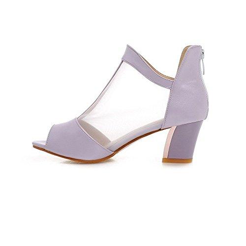 GR†NLAND Mujer Sandalias y Zapatos Abiertos Plateado Size: 41 NG4Zd