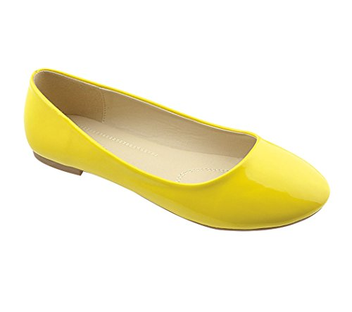 yellow shoes - 4