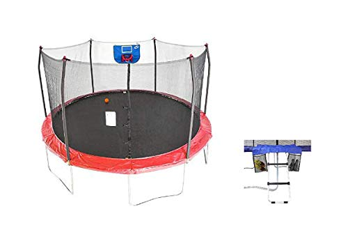 9. Skywalker Trampolines 15-Foot Jump N' Dunk