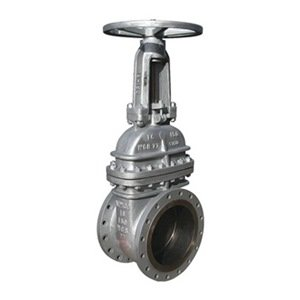 Newco - 03-11F-CB2 - Gate Valve, 3 In., Carbon Steel from Newco
