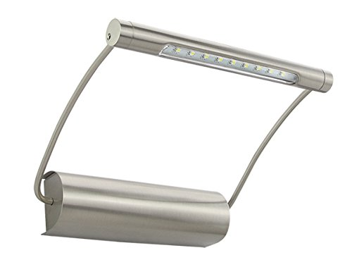 Bioledex LED Picture Light – Stainless Steel Design LTI, 253 LTI-0901-253