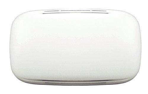 Heath Zenith SL-2735 35/M Wired Door Chime with Sleek Modern Design Cover, White, 8.86
