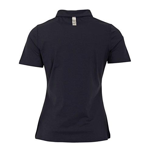 Green Lamb - Camisa deportiva - para mujer Blanco / Azul Marino