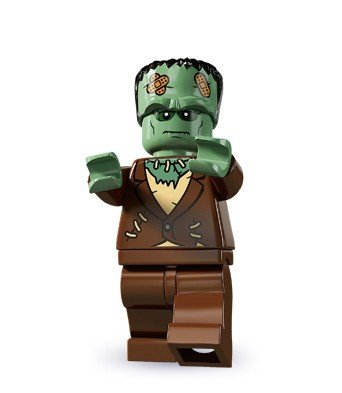 LEGO Monster Fighters Minifigure - Frankenstein Monster Halloween -