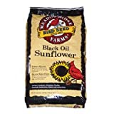 buy Meadow Ridge Farms Black Oil Sunflower Seed, 40-Pound Bag now, new 2019-2018 bestseller, review and Photo, best price $23.99