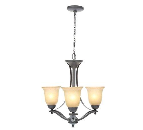 Commercial Electric 3 Light Pendant