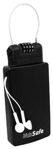 FJM Security SX-984 MobiSafe Secure iPhone and iPod Travel Case by FJM Security