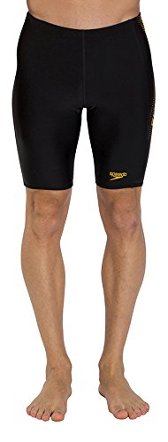 Speedo Male Swimwear Sports Logo Jammer