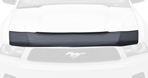 - Coverking Custom Fit Hood Guard Hood Protectors for Select Ford Mustang Models - Velocitex Plus (Black)