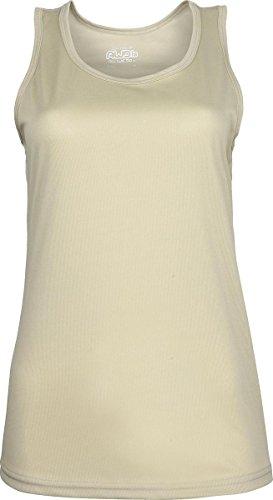 AWDis Cool - Camisa deportiva - para mujer Arena Del Desierto