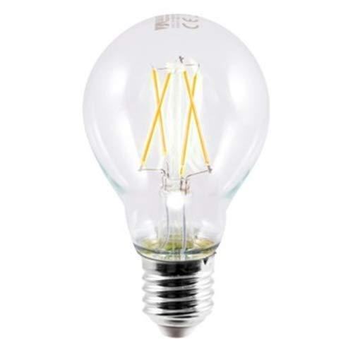Silver Electronics LED 960327, Filamento LED Esférica E27, 3 W, 3 x 4.5 x 7.3 cm: Amazon.es: Iluminación