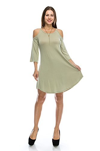linen babydoll dress - 9