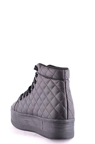 Schwarz Sneakers Jeffrey Hi Damen Campbell Kunstleder MCBI163021O Top qq7xHtw
