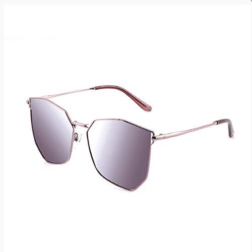 Classic Round Retro Sunglasses UV400 Circle Lens Metal Frame Women Men Fashion Mirrored Lens Metal