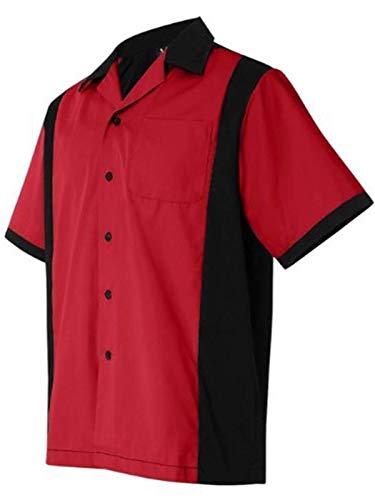 Hilton Bowling Retro Cruiser (Red_Black) (M)