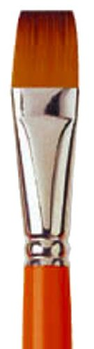 # 14ゴールデンTaklonフラットロングハンドルアーティストブラシKaerellシリーズ8796 by Raphael B003P3ZTWS