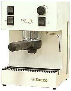 Saeco Aroma Bianco/NERO/Silver/BLU 150/151/155/154 - Máquina de ...