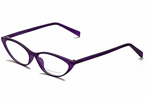Italia Independent Women's Eyeglasses I-Thin 569 Violet Cat Eye Optical Frame ()