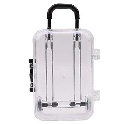 9fda3fddbb6c Wedding Favor Box - Mini Rolling Travel Suitcase Wedding Favors ...