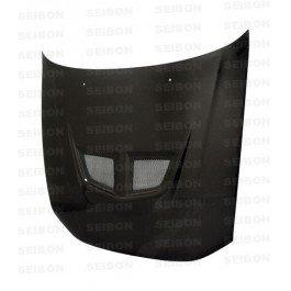 SEIBON 99-03 Galant Carbon Fiber Hood EVO 00/01/02