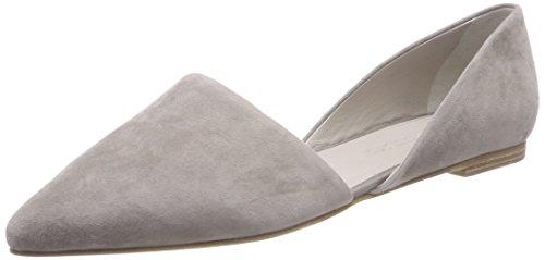 Ballet Women's Ombra Brown Closed Toe Flats Kennel und Schmenger 292 Zone EwYYPa