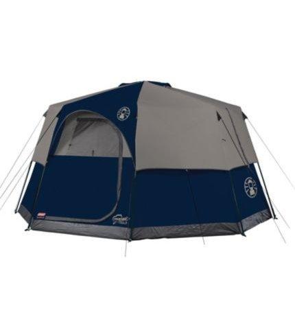 sc 1 st  Amazon.ca & Coleman 8 Person Yurt Tent Pop-Up Tents - Amazon Canada