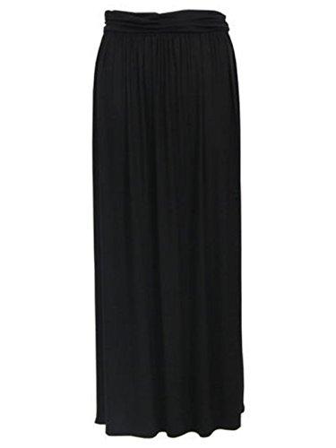 Noir Fashion Lovers Noir Jupe Femme qtrFtp