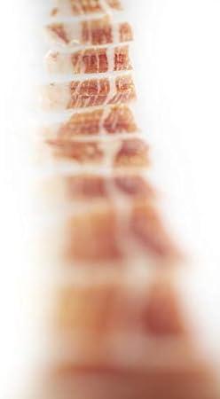 Jamón Ibérico de Bellota Cinco Soles. 75% Iberico. Curación más de 36 meses. Peso 7,5 Kg. aprox. Certificado de autenticidad.
