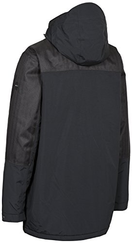 Trespass Uomo Da Black Jacket Larken Dlx 0ncr0qwFT