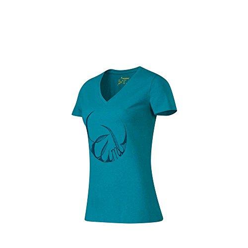 Mammut Camiseta Manga Corta M Zephira Fresa